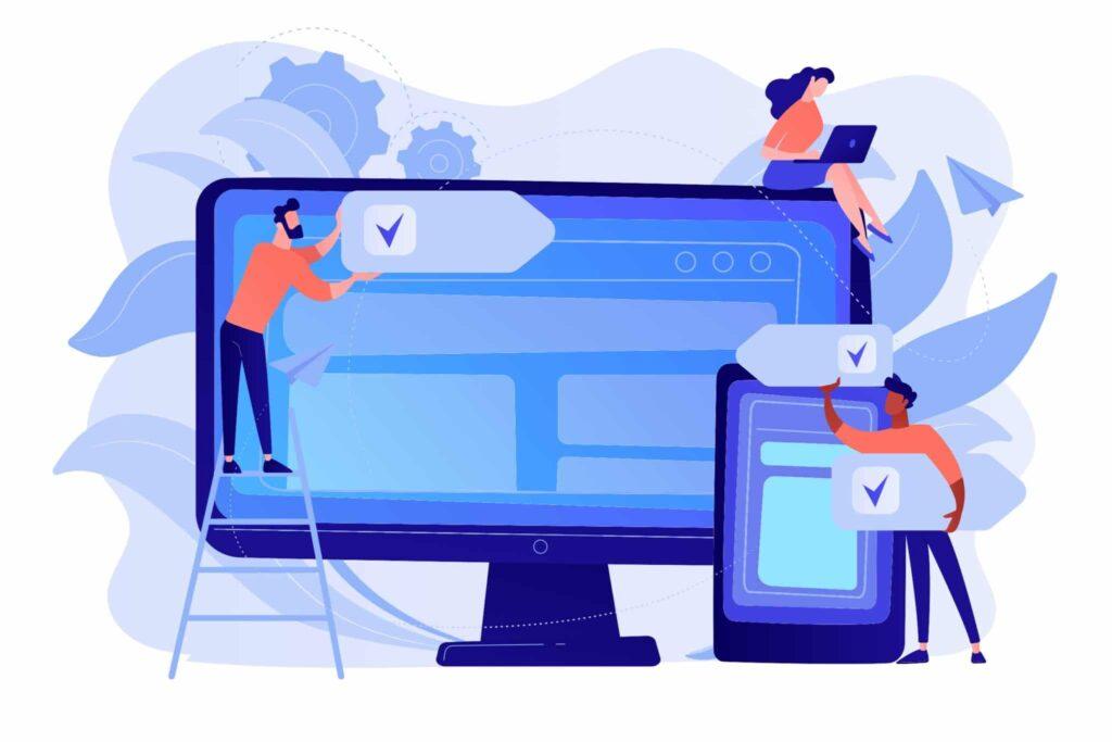 Agentur für Web- und App-Entwicklung